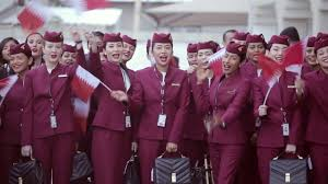 airline cabin crew how we welcome our new cabin crew qatar airways