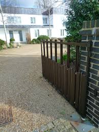 contemprary wrought iron driveway gates by topp co loversiq