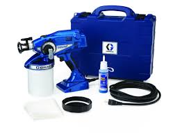 graco truecoat pro ii electric handheld airless sprayer