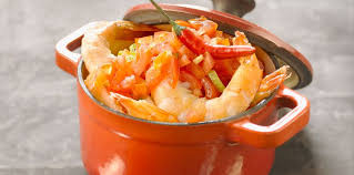 cuisine crevette rougail crevette facile et pas cher recette sur cuisine actuelle