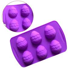Buy Easter Cake Decorations aliexpress com buy easter egg chocolate mould cake decoration