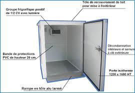 porte isotherme chambre froide inspirant chambre froide negative stock de chambre design 16429