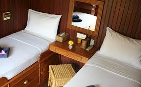Schlafzimmer Bett Mit Erbau Flusskreuzfahrt Mit Rv River Kwai U2013 Vietnam Tours