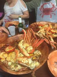 The Absolute Best Cheap Seafood by The Crab Stop Of Vero Beach Seafood Restaurant Featuring