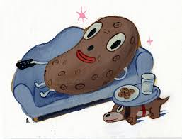 Couch Potato Clipart Couch Potato In Your 20s Your Brain May Suffer In Your 50s Study