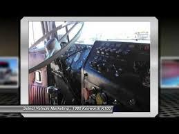 Kenworth K100 Interior 1980 Kenworth K100 Tn3324sdb39 Youtube