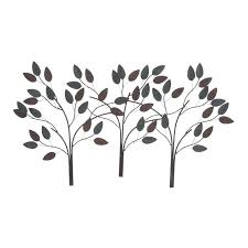 articles with metal leaf branch wall decor tag leaf wall decor