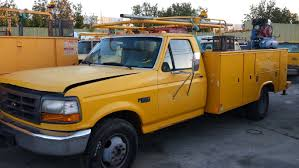 Ford F350 Truck Used - parting out 1997 ford f350 2wd 7 5l v8 zf 42wr 5 speed manual