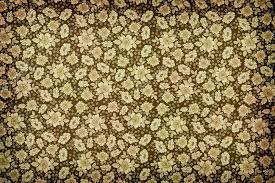 brown vintage floral wallpaper u2014 stock photo photology1971 14211555