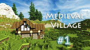 minecraft building ideas for a town u build the village