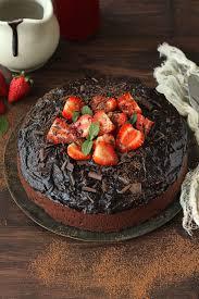 how to make cake how to make moist eggless chocolate cake recipe