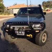 cheap winch review aldi ridge ryder patrol 4x4 nissan patrol forum