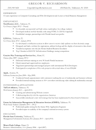 Web Services Testing Resume Fsu Resume Resume For Your Job Application