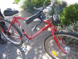 peugeot bike vintage canadian peugeot mtbr com