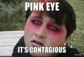 Meme Pink - pink eye memes image memes at relatably com