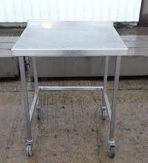 used stainless steel tables for sale secondhand catering equipment stainless steel tables 0 1m