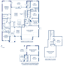 Home Floor Plan by Key Largo Ii A New Home Floor Plan At Fishhawk Ranch 70 U0027s By