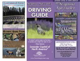 Sequim Washington Map by Farm Tour Driving Guide 2016 U2013 Sequim Lavender Festival