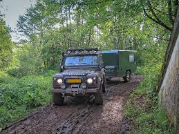 land rover jungle my land rover and the u0027volker lapp u0027 expedition trailer h u2026 flickr