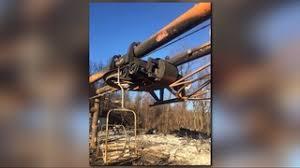 Chair Lift In Gatlinburg Tn Wbir Com Gatlinburg Sky Lift Assessing Damage From Wildfires