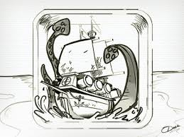app icon design wooden pirate ship for an ios game on behance