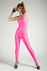 spandex jumpsuits spandex unitard bodysuit leotard jumpsuit catsuit neon