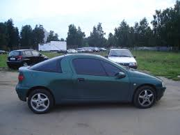 opel tigra 1998 opel tigra wallpapers 1 4l gasoline ff automatic for sale