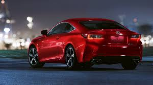 lexus rc red view the lexus rc null from all angles when you are ready to test
