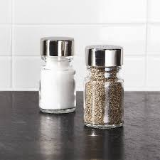 salt and pepper shakers salt and pepper shakers set in salt pepper reviews crate and