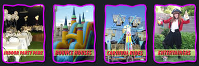 party rentals las vegas kids party rentals las vegas nv