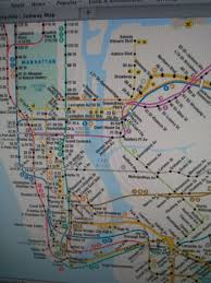 Interactive Nyc Subway Map by Introducing A New New York City Subway Map New York City Nileguide