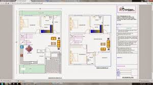 Home Design For 30x50 Plot Size by Duplex House Plans 30 45 Ghar Planner