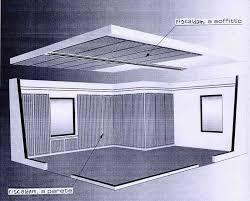pannelli radianti soffitto il caldo sotto i piedi agliardi architetto