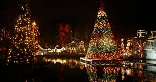 christmas light show pigeon forge tn six places to see christmas light displays in east tennessee