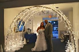 wedding arches with lights diy archway weddings style and decor do it yourself wedding