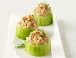 comment cuisiner le thon tagliatelles de concombre menthe feta comment cuisiner le