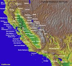 california map links to maps of california
