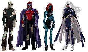 Magneto Halloween Costume Men Apocalypse Horsemen Team Members Collider