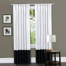 Black Living Room Curtains Ideas Black Living Room Curtains Remarkable Black And White Curtains And