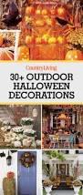 125 cool outdoor halloween decorating ideas digsdigs creative