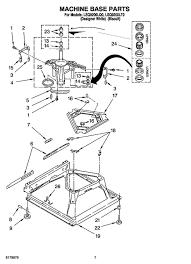 whirlpool lsq9200lq0 direct drive partswarehouse