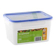 snapware plastic food storage 16 cup 1 0 ct walmart