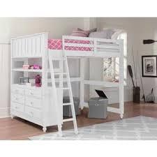 Loft Bed With Desk For Kids Loft Bed Kids U0027 U0026 Toddler Beds Shop The Best Deals For Nov 2017