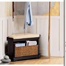 Corner Storage Bench Plans by Mini Mudroom Corner Storage Bench Corner Storage Bench Mudroom