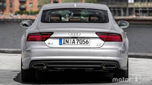audi a7 rear legroom 2019 audi a7 see the changes side by side