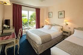 chambre avec vue chambre avec vue jardin picture of hotel le provencal hyeres