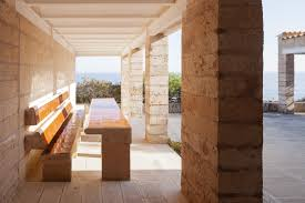 Outdoor Furniture Mallorca by An Architect U0027s Indoor Outdoor Dreamscape In Mallorca Spain Jorn