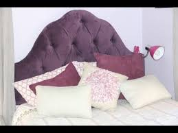 Wall Mount Headboard How To Mount A Headboard On A Wall 4 Steps Youtube