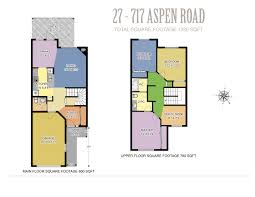Bc Floor Plans by 27 717 Aspen Rd Comox Bc Ronni Lister Re Max Realtor