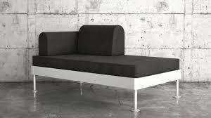 ikea reveals tom dixon u0027s delaktig modular bed and sofa